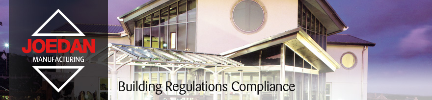 building regulations compliance